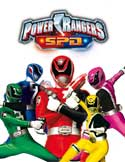 Power Rangers S.P.D. (TV) - 27 x 40 TV Poster - Style A