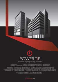Power Tie - 43 x 62 Movie Poster - Bus Shelter Style A