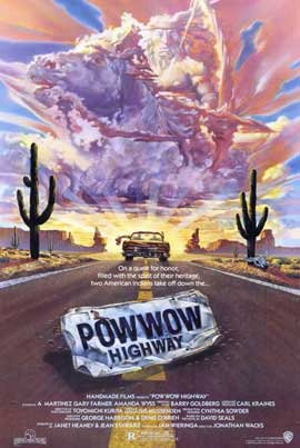 Powwow Highway - 11 x 17 Movie Poster - Style A