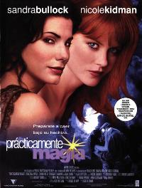 Practical Magic - 11 x 17 Movie Poster - Spanish Style A