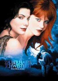Practical Magic - 11 x 17 Movie Poster - German Style A