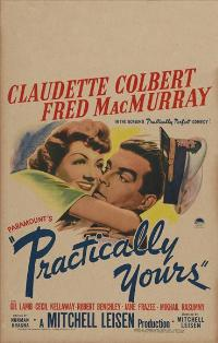 Practically Yours - 27 x 40 Movie Poster - Style A