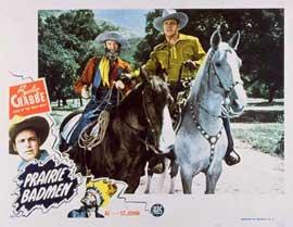 Prairie Badmen - 11 x 14 Movie Poster - Style A