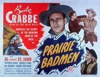 Prairie Badmen - 11 x 14 Movie Poster - Style B