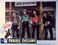 Prairie Outlaws - 11 x 14 Movie Poster - Style F