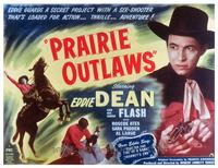 Prairie Outlaws - 11 x 14 Movie Poster - Style E