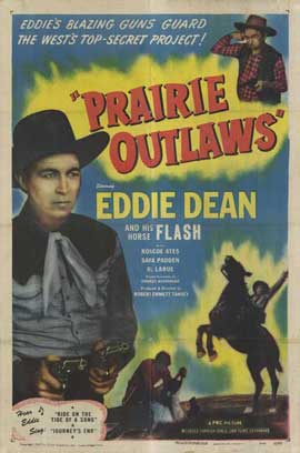 Prairie Outlaws - 11 x 17 Movie Poster - Style A