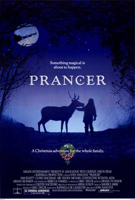 Prancer - 27 x 40 Movie Poster
