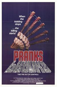 Pranks - 11 x 17 Movie Poster - Style A