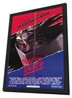 Pray for Death - 11 x 17 Movie Poster - Style A - in Deluxe Wood Frame