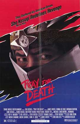 Pray for Death - 11 x 17 Movie Poster - Style A