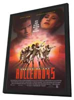 Prayer of the Rollerboys - 11 x 17 Movie Poster - Style B - in Deluxe Wood Frame