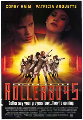 Prayer of the Rollerboys - 11 x 17 Movie Poster - Style A