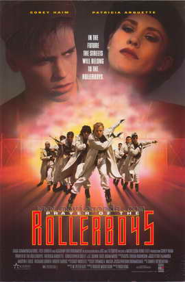 Prayer of the Rollerboys - 11 x 17 Movie Poster - Style B