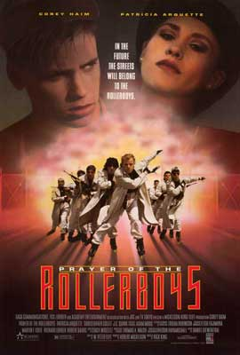 Prayer of the Rollerboys - 27 x 40 Movie Poster - Style B