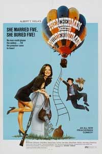 Preacherman Meets Widderwoman - 11 x 17 Movie Poster - Style A