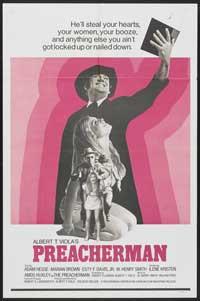 Preacherman - 27 x 40 Movie Poster - Style A