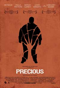 Precious: Based on the Novel Push by Sapphire - 27 x 40 Movie Poster - Style A