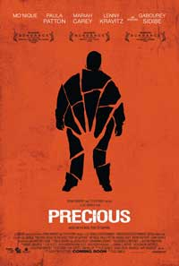 Precious: Based on the Novel Push by Sapphire - 43 x 62 Movie Poster - Bus Shelter Style E
