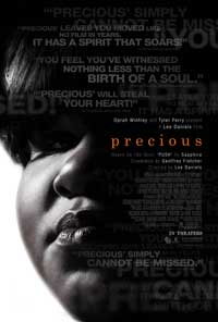 Precious: Based on the Novel Push by Sapphire - 43 x 62 Movie Poster - Bus Shelter Style B