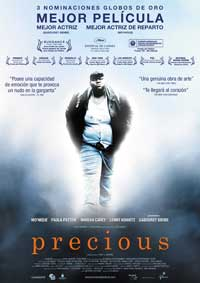 Precious: Based on the Novel Push by Sapphire - 43 x 62 Movie Poster - Bus Shelter Style C
