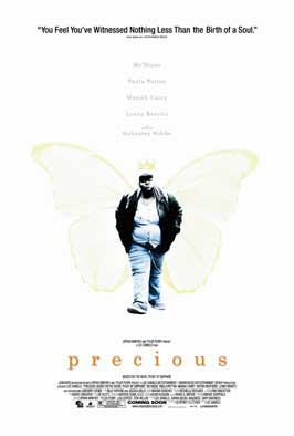Precious: Based on the Novel Push by Sapphire - 43 x 62 Movie Poster - Bus Shelter Style F