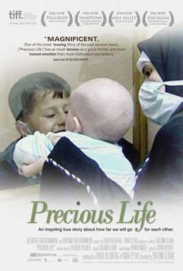 Precious Life - 11 x 17 Movie Poster - Style B
