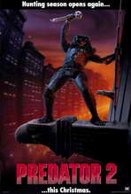 Predator 2 - 27 x 40 Movie Poster - Style B