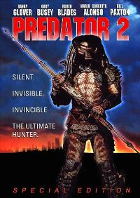 Predator 2 - 27 x 40 Movie Poster - Style D