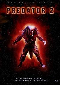 Predator 2 - 27 x 40 Movie Poster - Style E