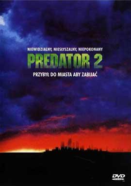 Predator 2 - 27 x 40 Movie Poster - Polish Style A