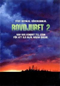 Predator 2 - 27 x 40 Movie Poster - Swedish Style A