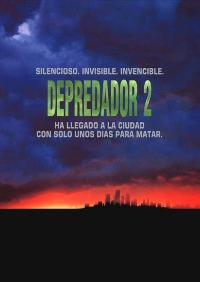 Predator 2 - 27 x 40 Movie Poster - Spanish Style A