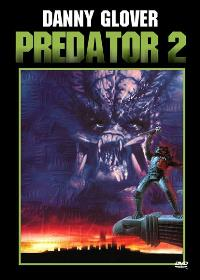 Predator 2 - 27 x 40 Movie Poster - Style F