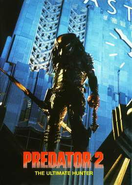 Predator 2 - 27 x 40 Movie Poster - Style G