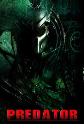 Predator - 27 x 40 Movie Poster - Style B