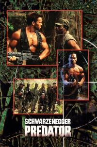 Predator - 27 x 40 Movie Poster - Style F