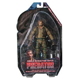 Predator - Predators 25th Anniversary Jungle Extraction Dutch Figure