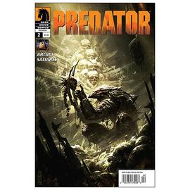 Predator - #2 Comic Book