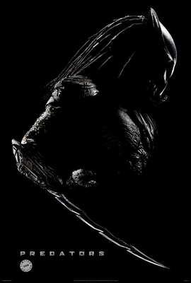 Predators - 27 x 40 Movie Poster - Style A