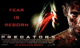 Predators - 30 x 40 Movie Poster UK - Style A
