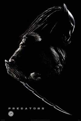 Predators - 11 x 17 Movie Poster - Style H