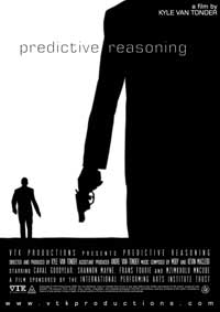 Predictive Reasoning - 43 x 62 Movie Poster - Bus Shelter Style A