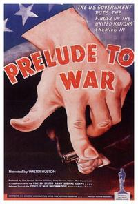 Prelude to War - 27 x 40 Movie Poster - Style A