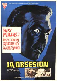 Premature Burial - 11 x 17 Movie Poster - Spanish Style A