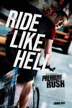 Premium Rush - DS 1 Sheet Movie Poster - Style A