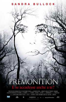 Premonition - 11 x 17 Movie Poster - Italian Style A