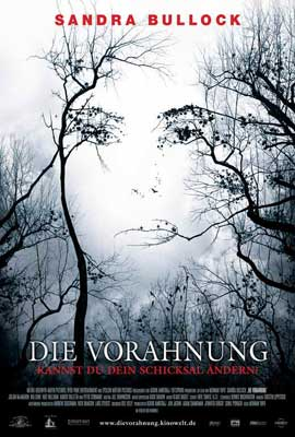 Premonition - 27 x 40 Movie Poster - German Style A