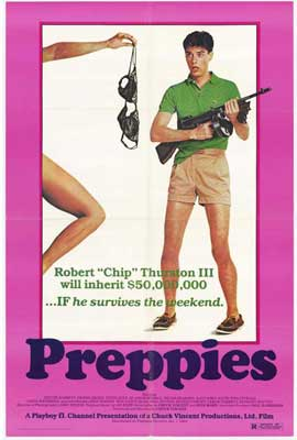 Preppies - 27 x 40 Movie Poster - Style A