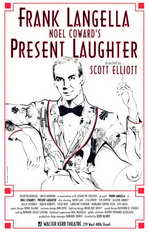 Present Laughter (stage play) - 11 x 17 Poster - Style A